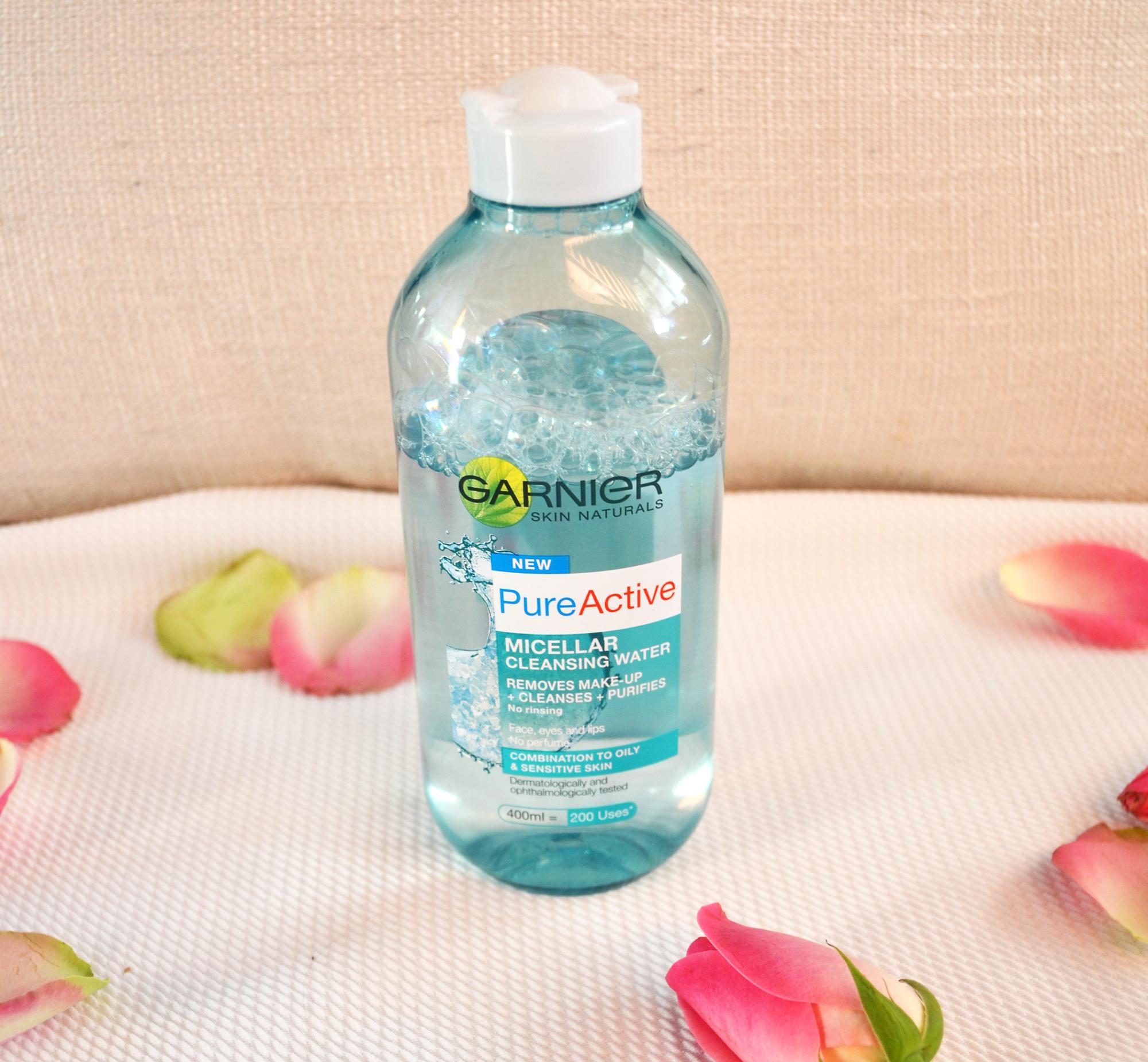 Garnier MiCellar Water 2.jpg